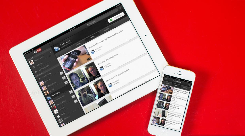 Сохранение видео YouTube сторонними программами