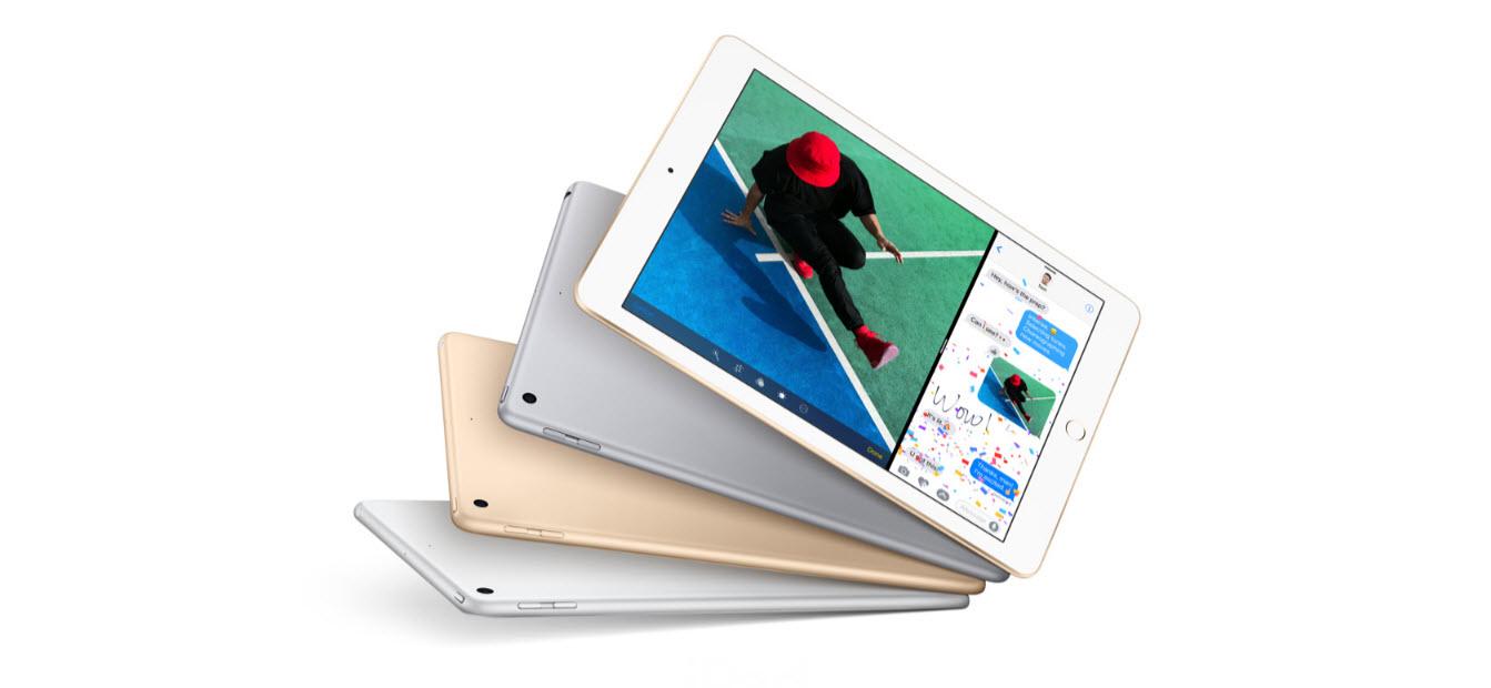 Новый iPad 2017