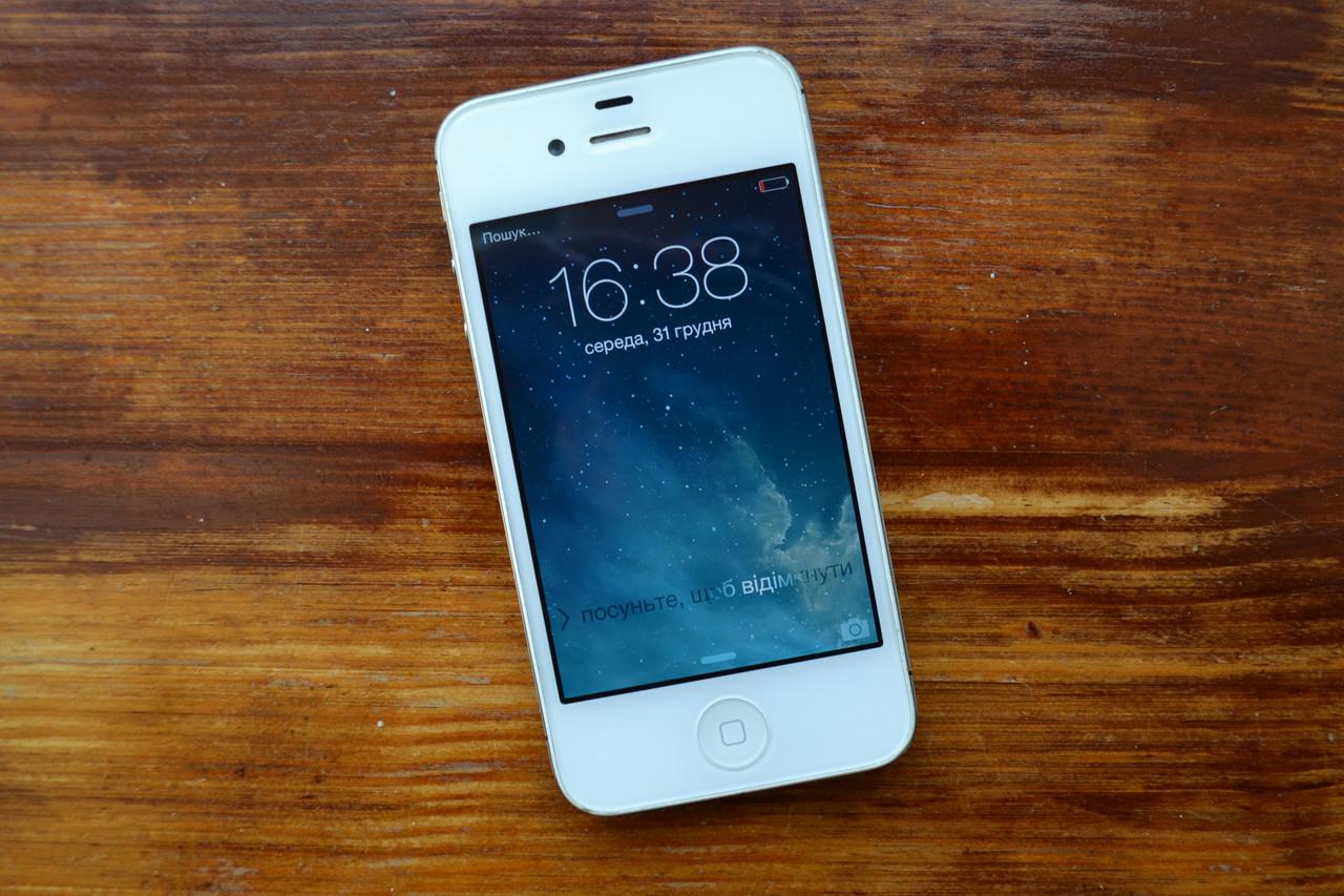 Актуальность iPhone 4S