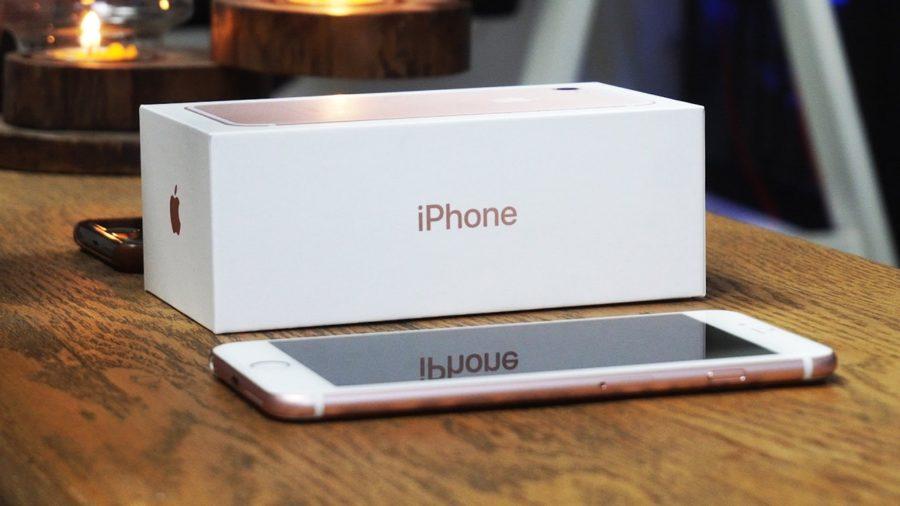 iPhone 7 что в коробке