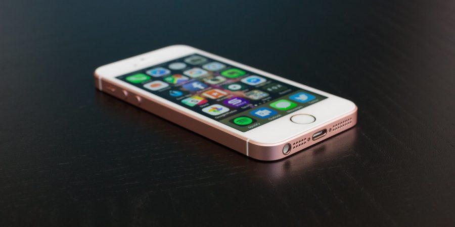 Внешний вид iPhone SE
