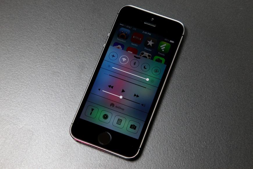 Дизайн iPhone 5S