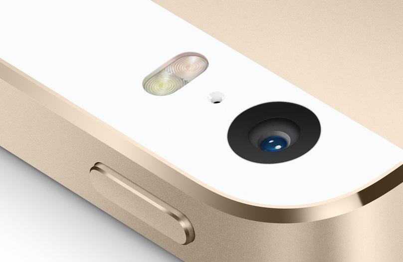 Камера в Айфон 5S
