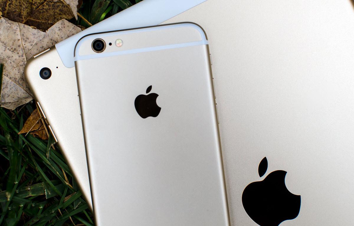 Камеры айфона и айпада