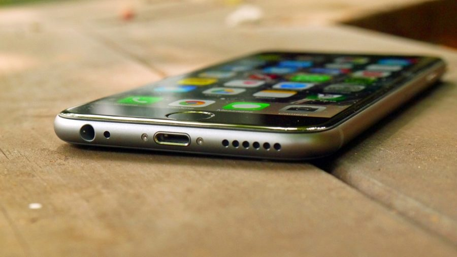 Микрофон на iPhone 6, 6S, 6 PLUS, 6S PLUS