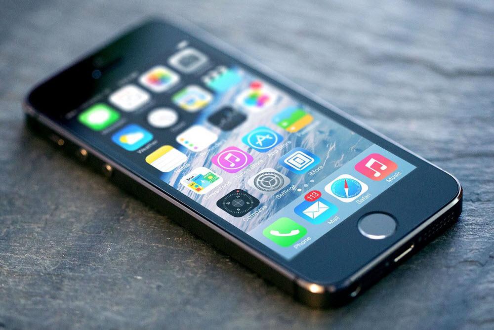 Начинка iPhone 5S
