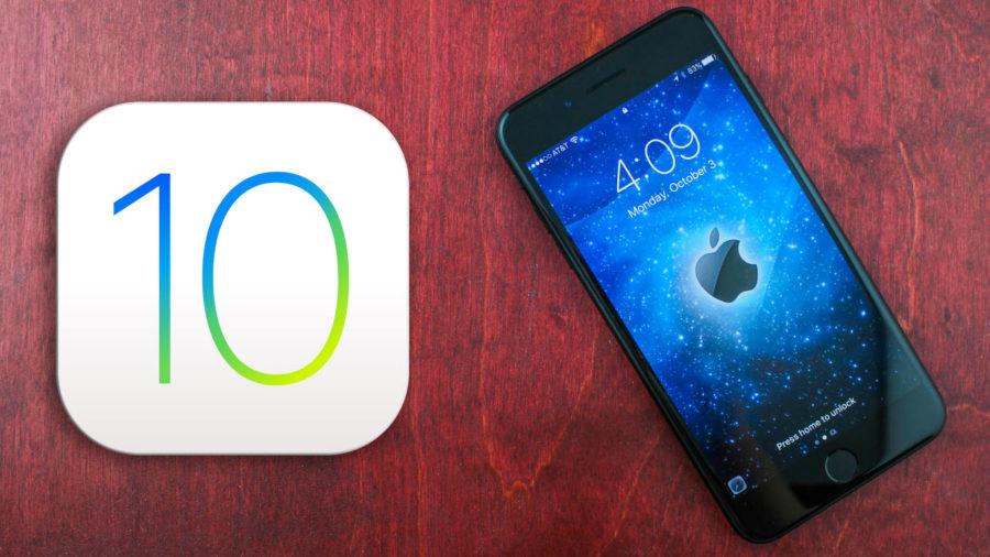 Обзор функций iOS 10.3