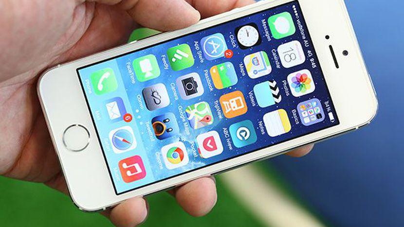 Оптимизация Айфон 5S