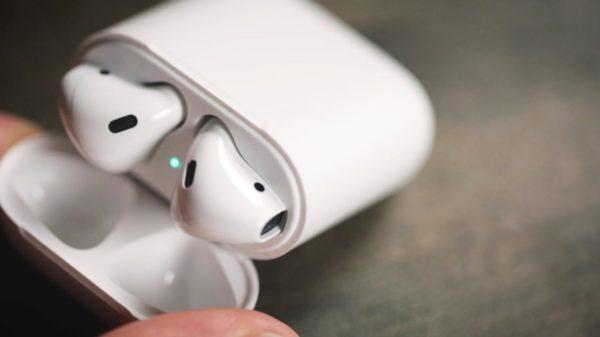 Песня из рекламы Apple AirPods