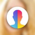 Программа Фейс Апп для Айфона