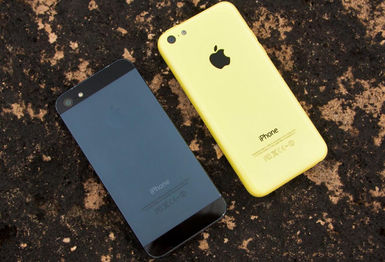 Прощайте iPhone 5 и 5C