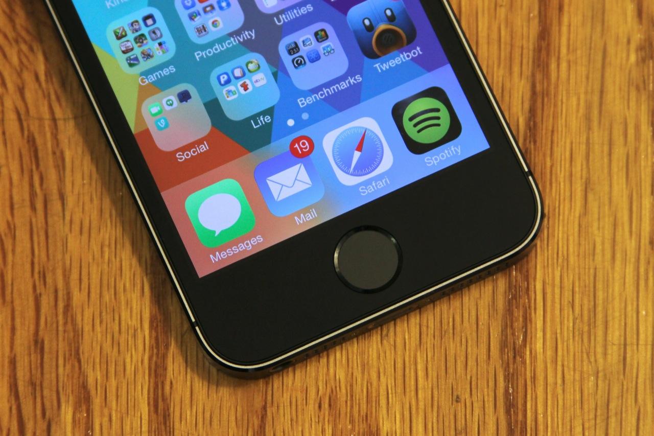 Технологии iPhone 5S
