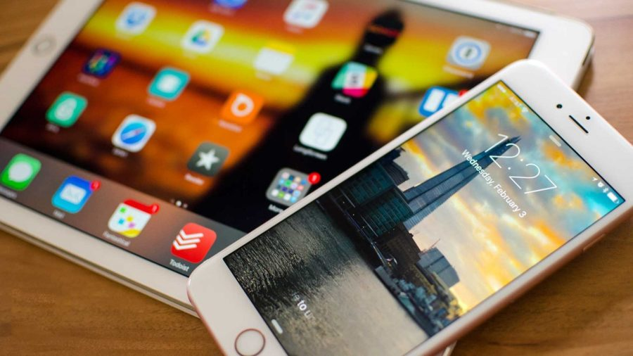какая разница между айфоном и айпадом