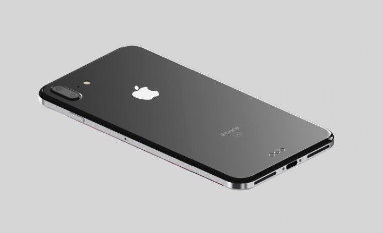 Айфон 8 беспроводная зарядка