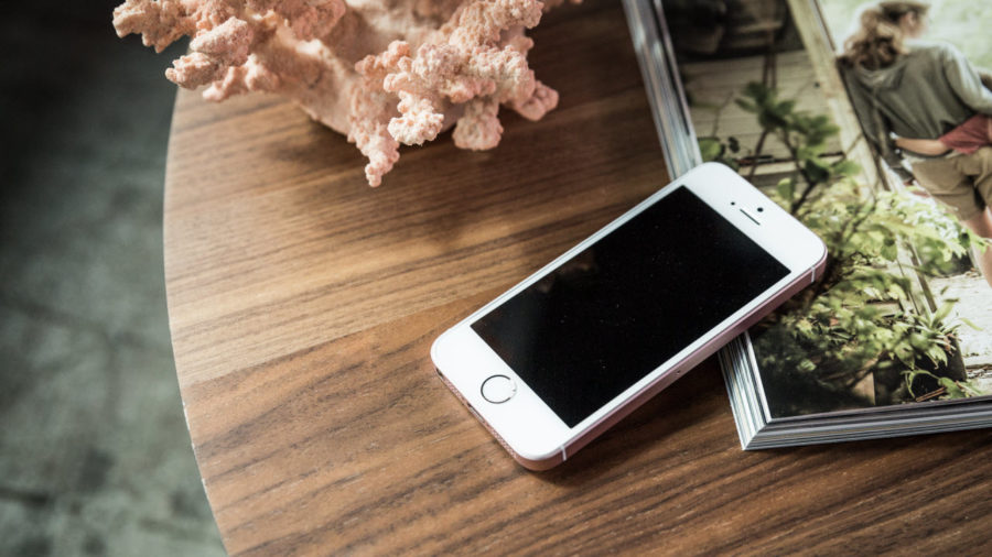 iphone se в 2017 году