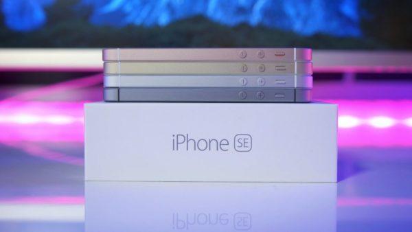 iphone se какой цвет выбрать