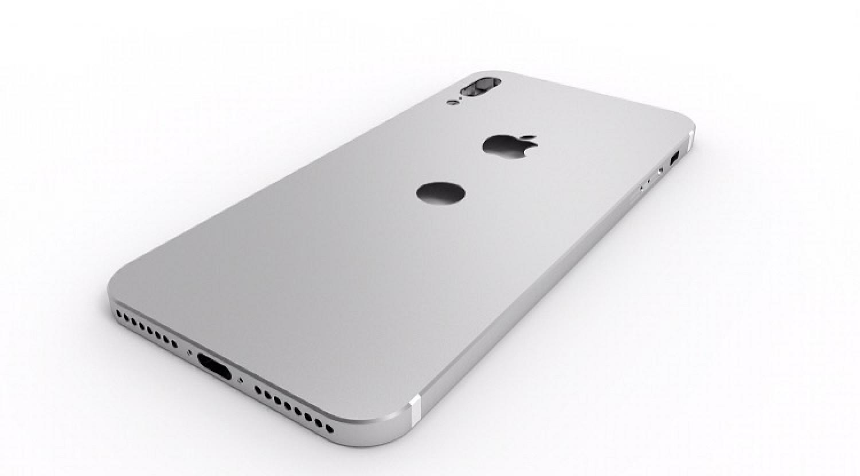 Сканер отпечатка пальцев в iPhone 8