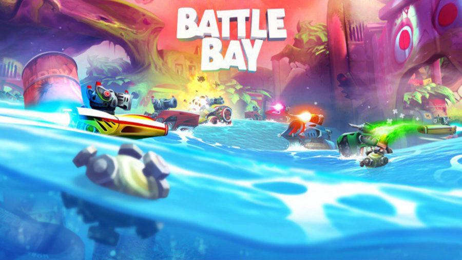 Батл Бей на iOS