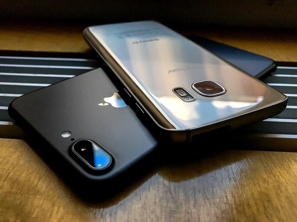 Сравнение камер iPhone 7 и Samsung Galaxy S7