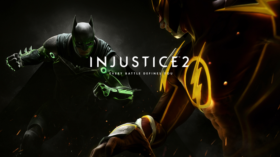 Injustice 2 на iOS