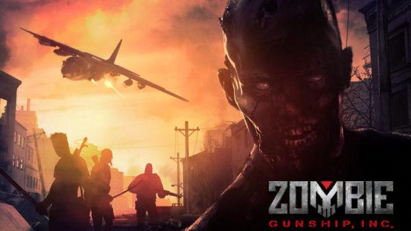 Zombie Gunship Survival для iOS