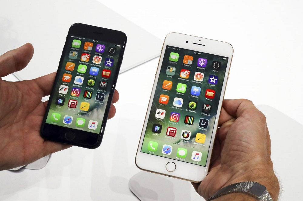iPhone 7 Экран