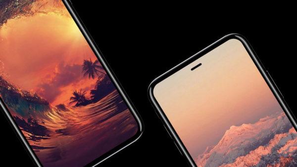 Выход iphone 8