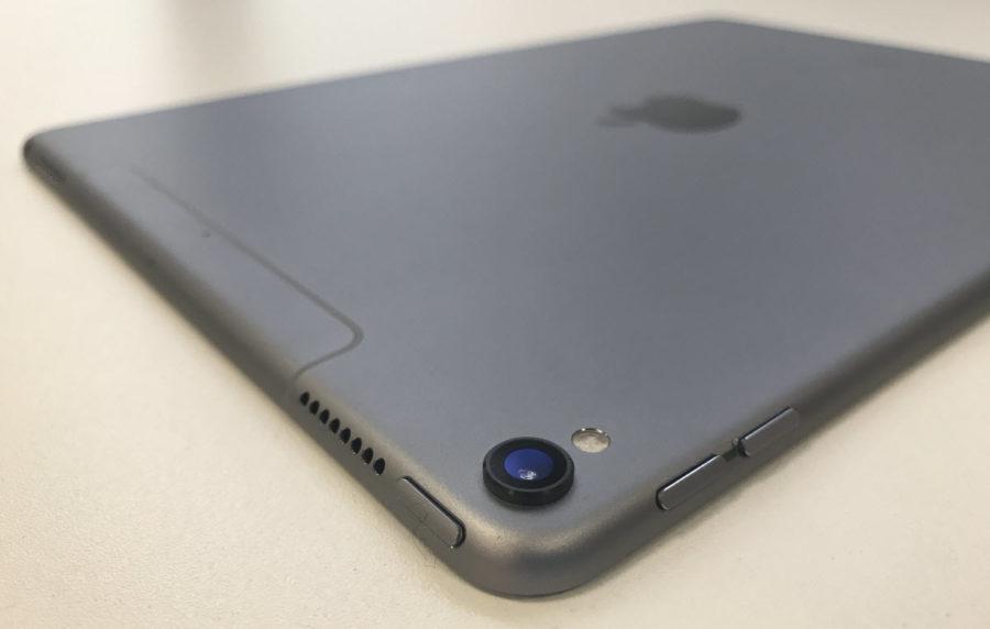 Камера iPad Pro 2017