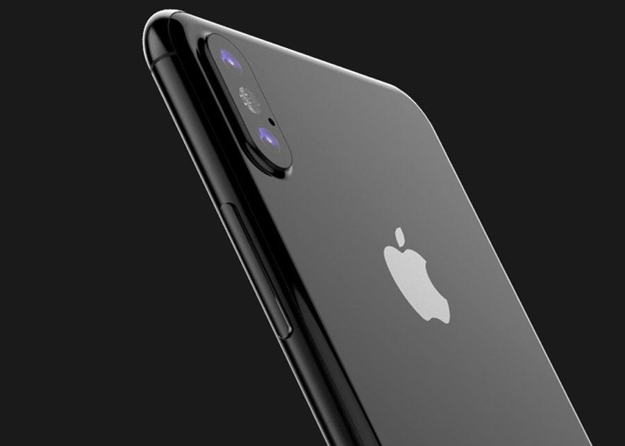 Камера iPhone 8