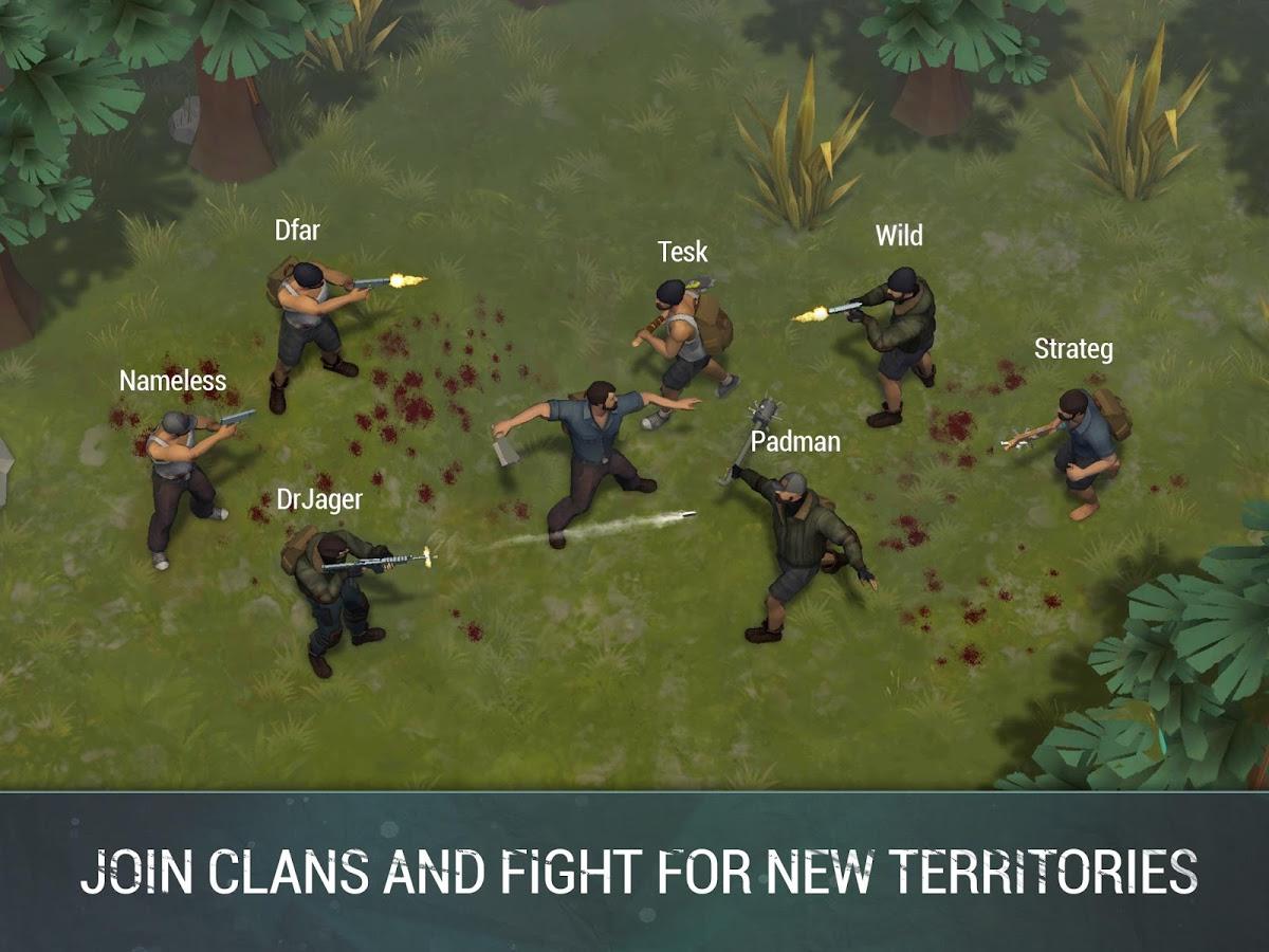 Кланы в Last Day on Earth Survival