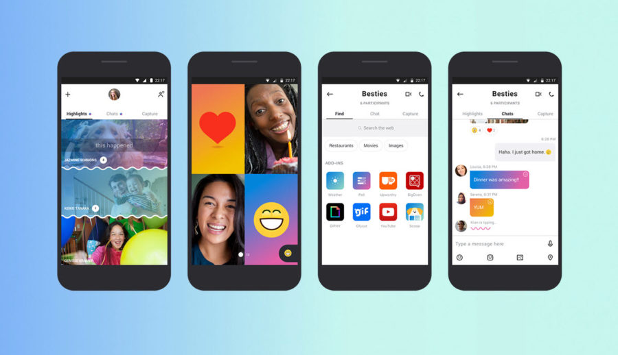 Новая версия Skype для iOS