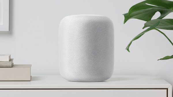 Новый гаджет от Apple - HomePod