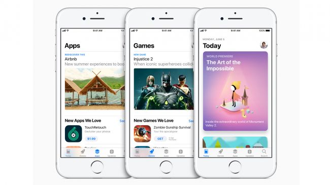 Новый App Store