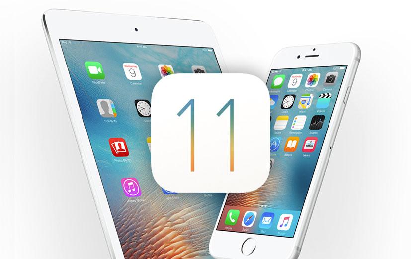 Поддерживаемые устройства iOS 11