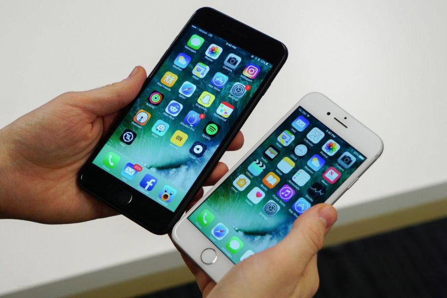 Производительность Айфон 7 и Айфон 7 ПЛЮС