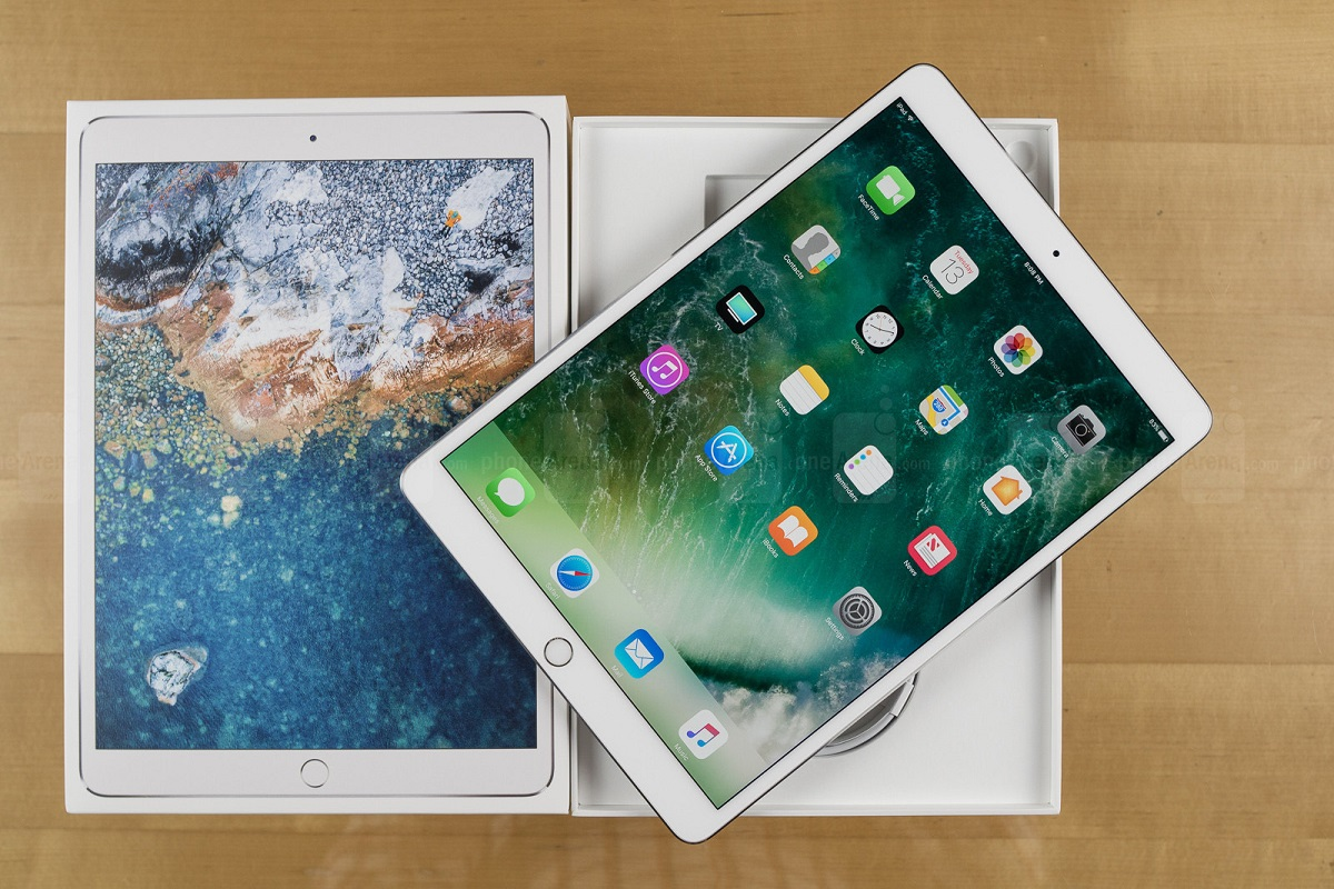 Экран iPad Pro 2017