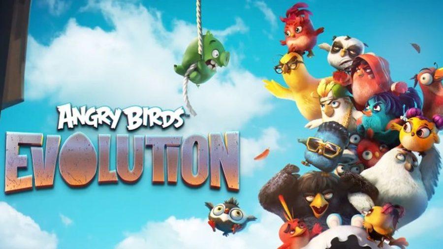 Angry Birds Evolution на iOS