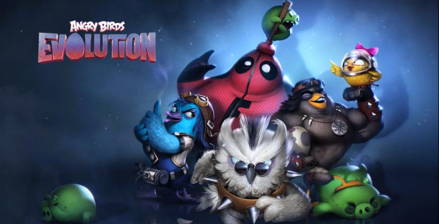 Angry Birds Evolution_LOGO