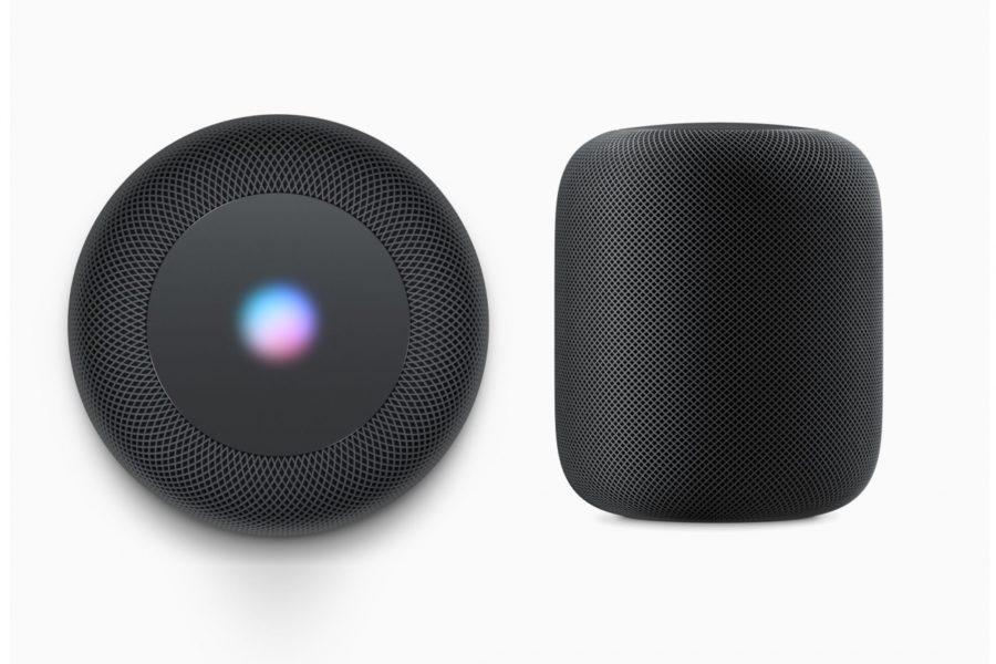 HomePod Siri
