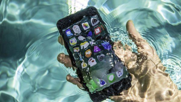 iphone 7 съемка под водой