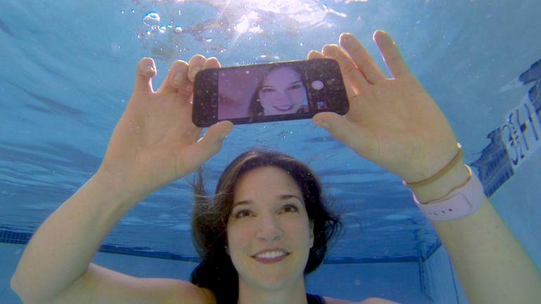 iphone 7 тест в воде