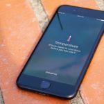 iPhone греется и быстро разряжается