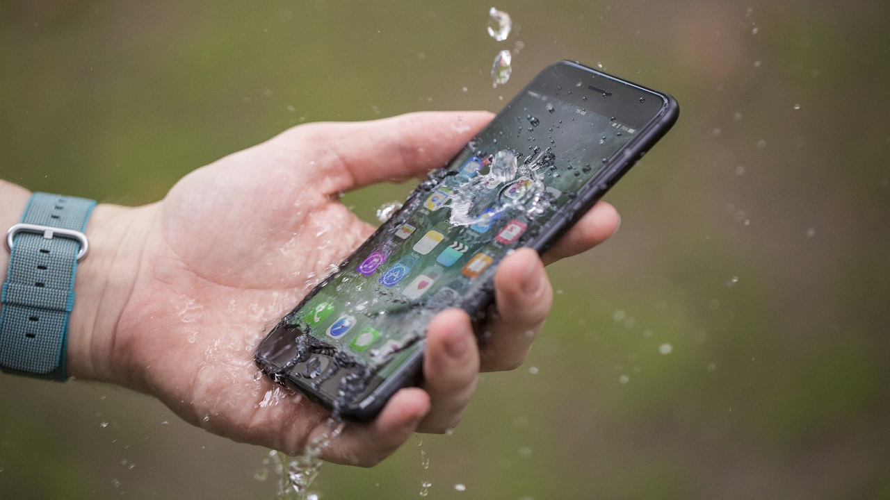 Влагозащита Айфон 7
