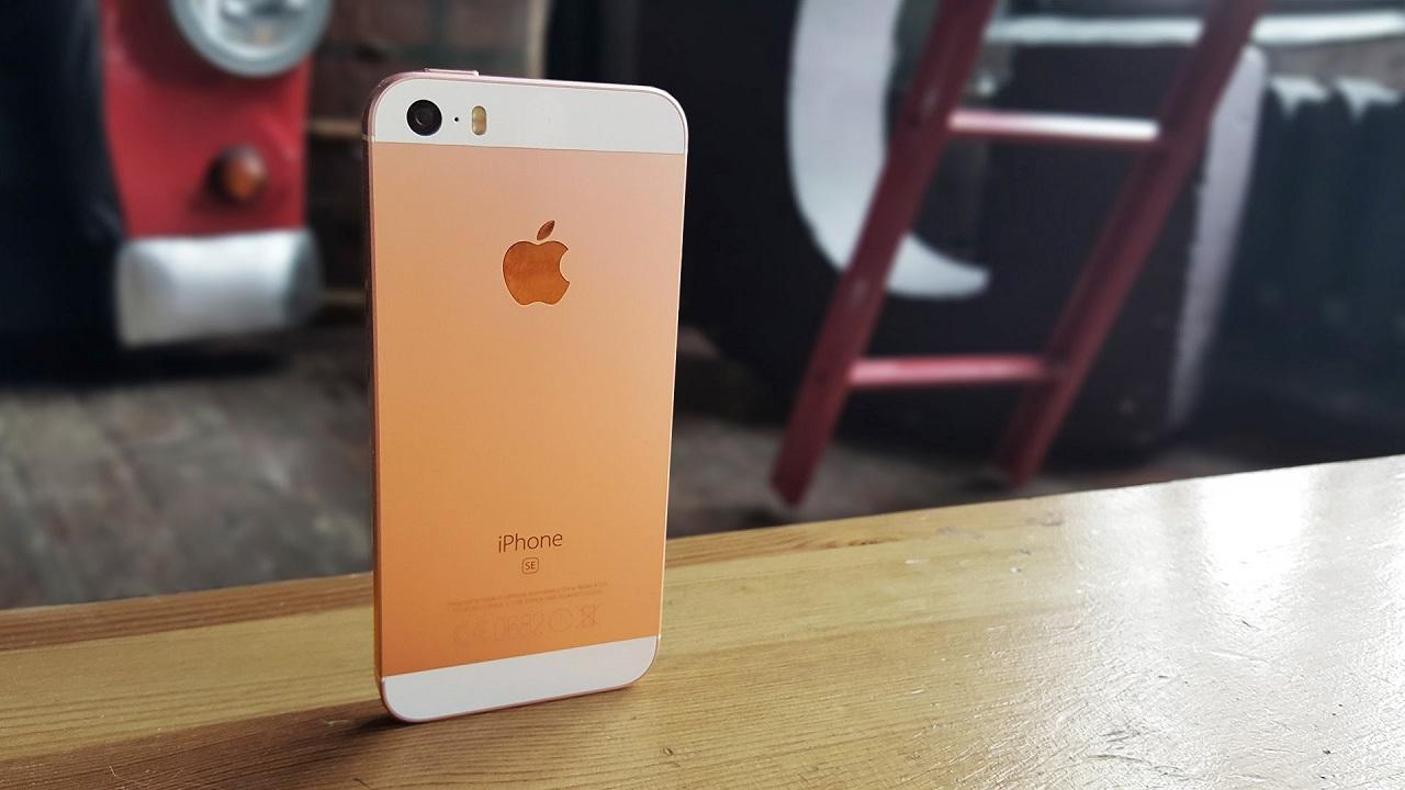 Дизайн iPhone SE