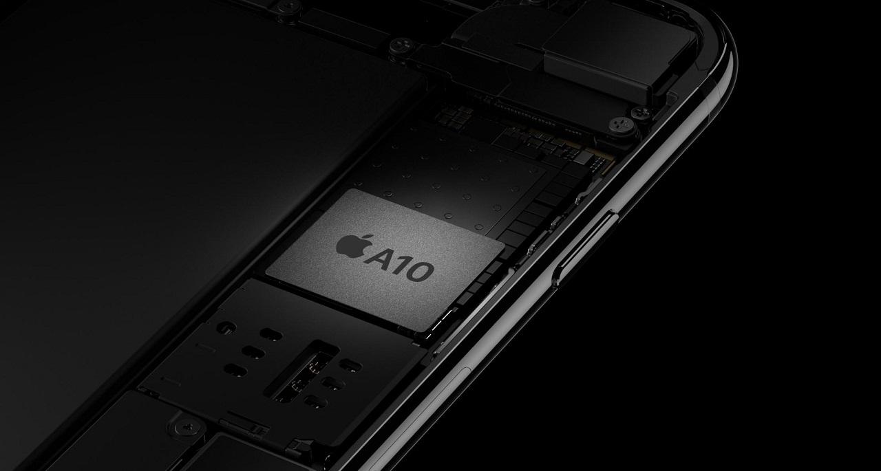 Начинка iPhone 7