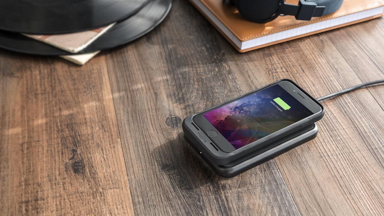 беспроводная зарядка iphone 7