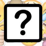 Что значит смайлик знак вопроса в квадрате?