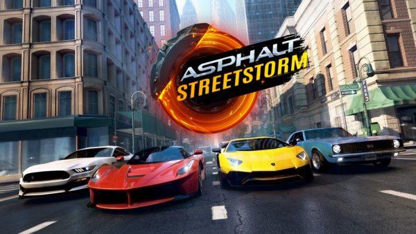 Asphalt Street Storm на iOS