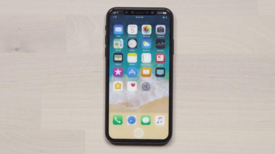 iPhone 8 будет без Touch ID