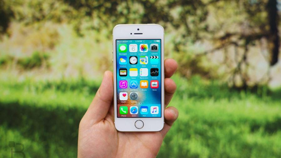 iphone se что за модель